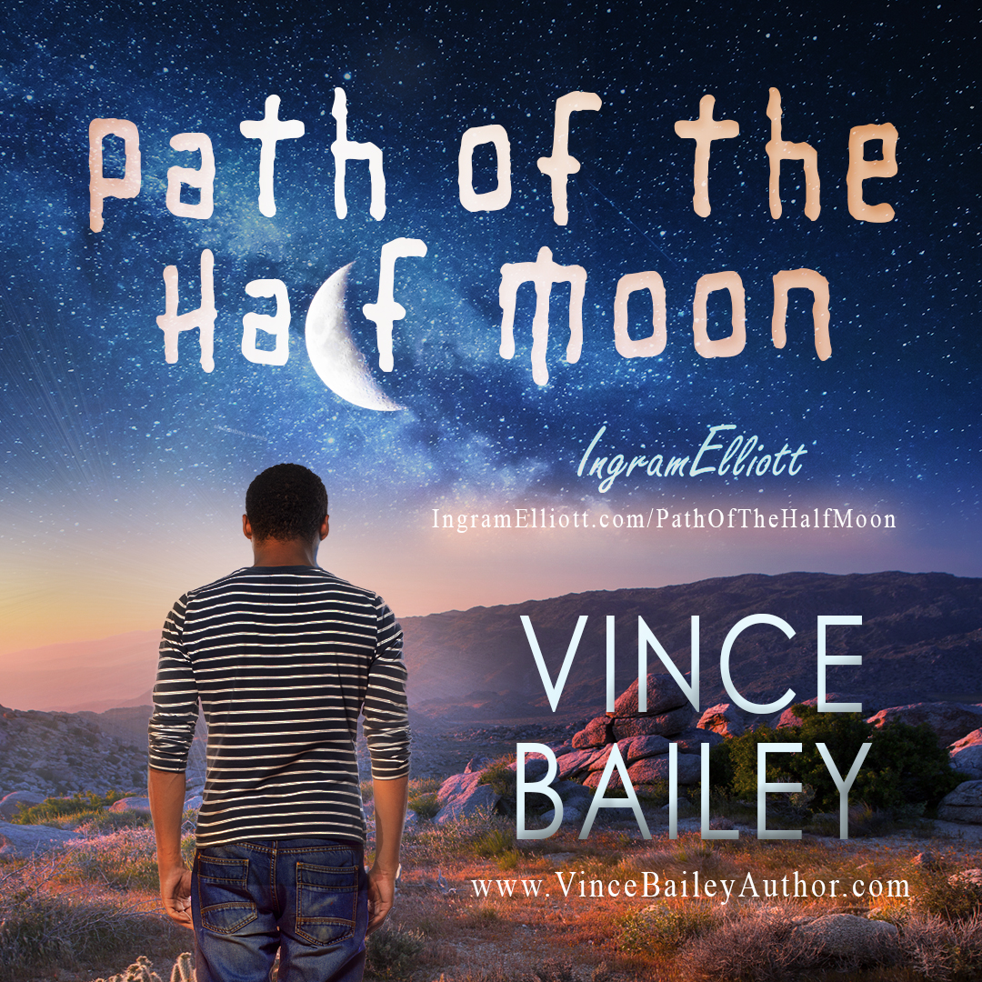 Vince Bailey Author